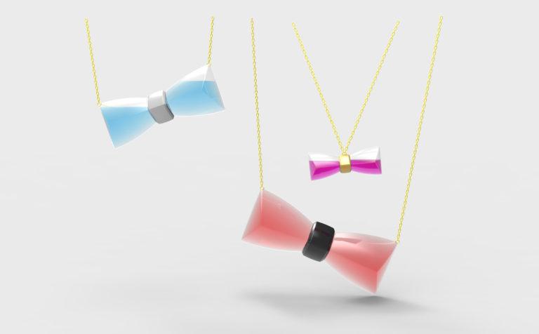 Rebbon Bottle Necklace