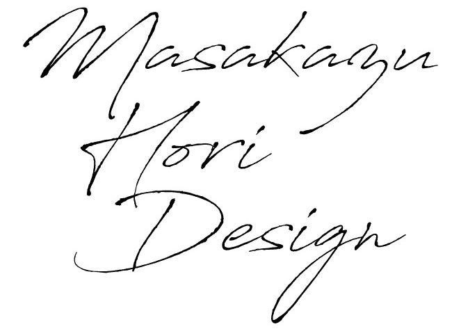 Masakazu Hori Design